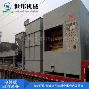 电路板回收设备具有重要的绿色经济价值